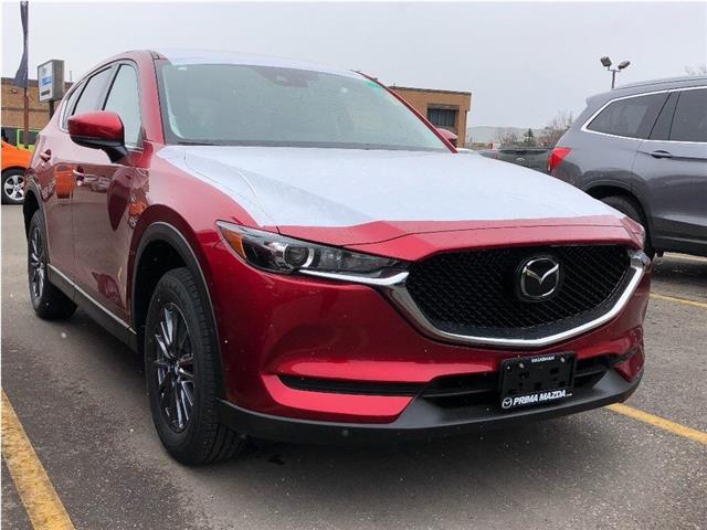 2019 Mazda CX-5 GS (Stk: 19-282) in Woodbridge - Image 7 of 15