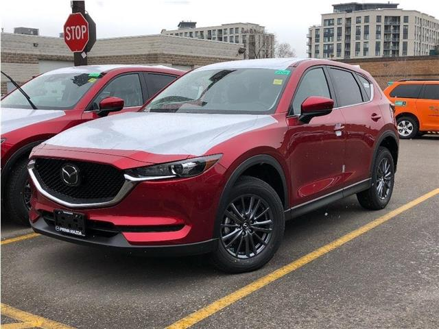 2019 Mazda CX-5 GS (Stk: 19-282) in Woodbridge - Image 9 of 15
