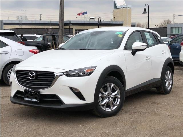 2019 Mazda CX-3 GS (Stk: 19-315) in Woodbridge - Image 1 of 15