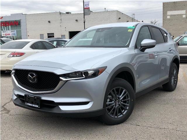 2019 Mazda CX-5 GS (Stk: 19-290) in Woodbridge - Image 1 of 15
