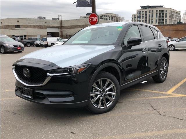 2019 Mazda CX-5 Signature (Stk: 19-298) in Woodbridge - Image 1 of 15