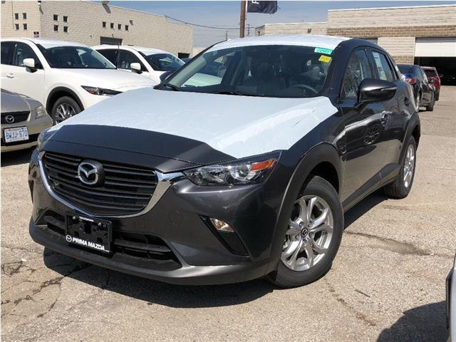 2019 Mazda CX-3 GS (Stk: 19-303) in Woodbridge - Image 1 of 15
