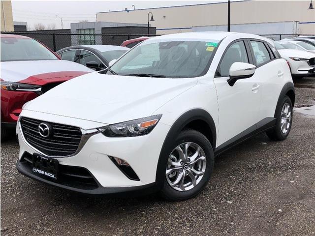 2019 Mazda CX-3 GS (Stk: 19-311) in Woodbridge - Image 1 of 15