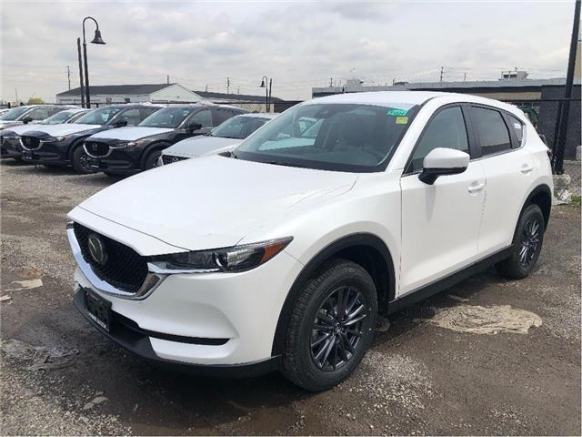 2019 Mazda CX-5 GS (Stk: 19-343) in Woodbridge - Image 1 of 15