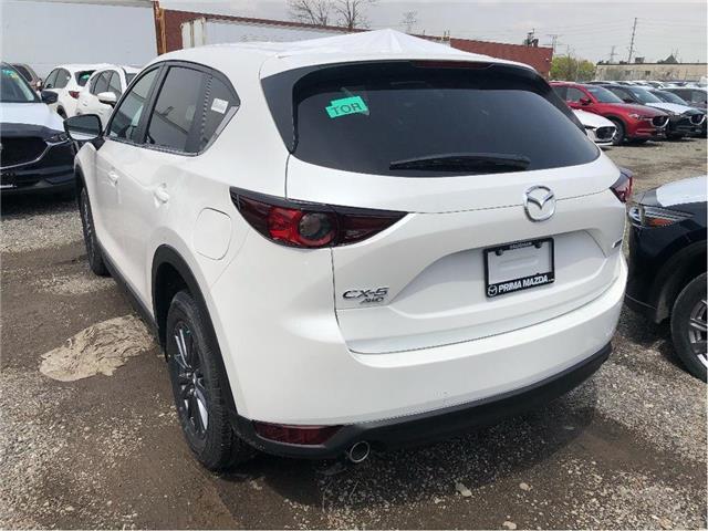 2019 Mazda CX-5 GS (Stk: 19-343) in Woodbridge - Image 3 of 15