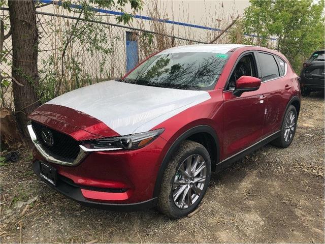 2019 Mazda CX-5 GT w/Turbo (Stk: 19-350) in Woodbridge - Image 1 of 15