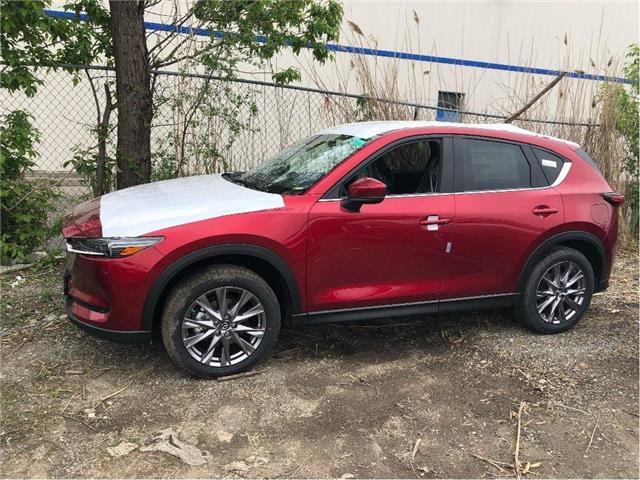 2019 Mazda CX-5 GT w/Turbo (Stk: 19-350) in Woodbridge - Image 2 of 15