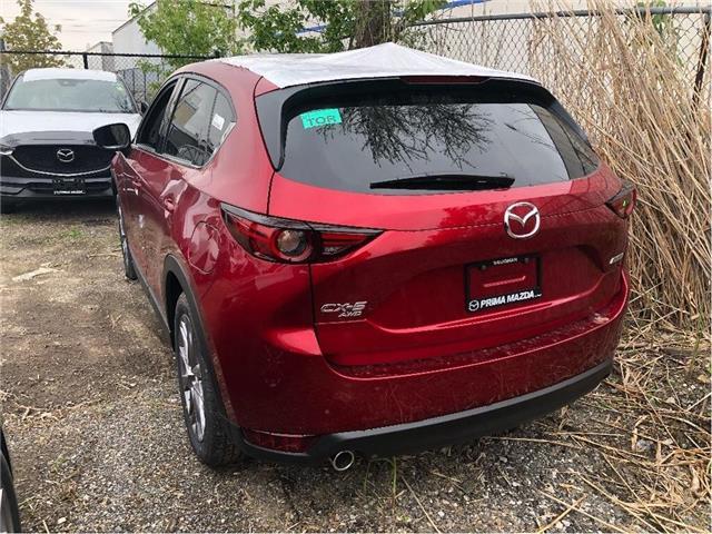 2019 Mazda CX-5 GT w/Turbo (Stk: 19-350) in Woodbridge - Image 3 of 15