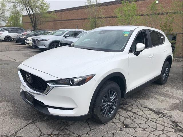 2019 Mazda CX-5 GS (Stk: 19-356) in Woodbridge - Image 1 of 15