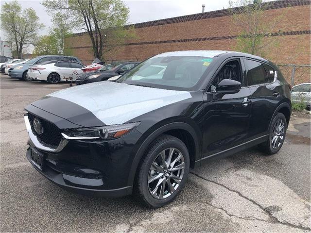 2019 Mazda CX-5 Signature (Stk: 19-353) in Woodbridge - Image 1 of 15