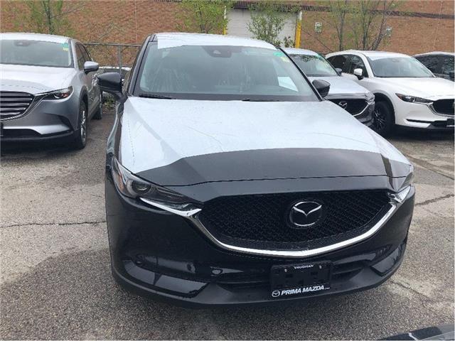 2019 Mazda CX-5 Signature (Stk: 19-353) in Woodbridge - Image 8 of 15