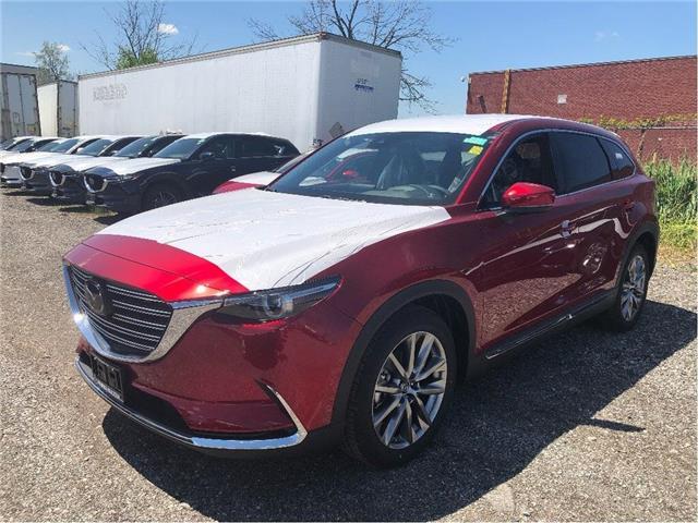 2019 Mazda CX-9 GT (Stk: 19-384) in Woodbridge - Image 1 of 15