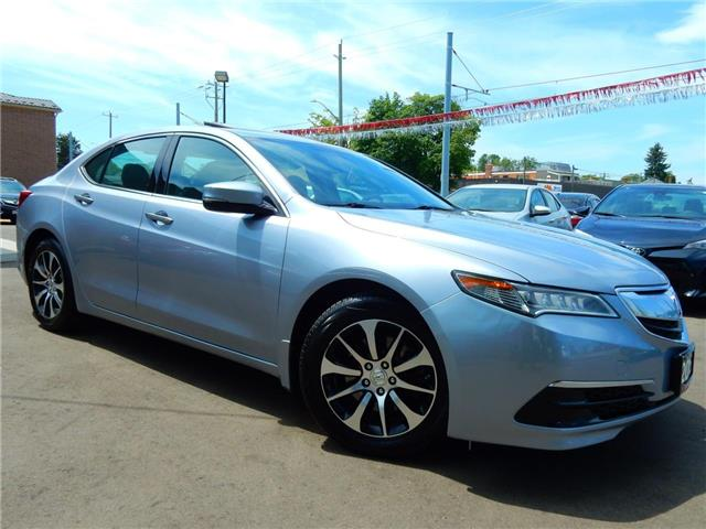 2015 Acura TLX Base (Stk: 19UUB1) in Kitchener - Image 1 of 26