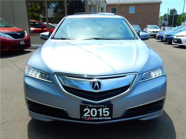 2015 Acura TLX Base (Stk: 19UUB1) in Kitchener - Image 2 of 26