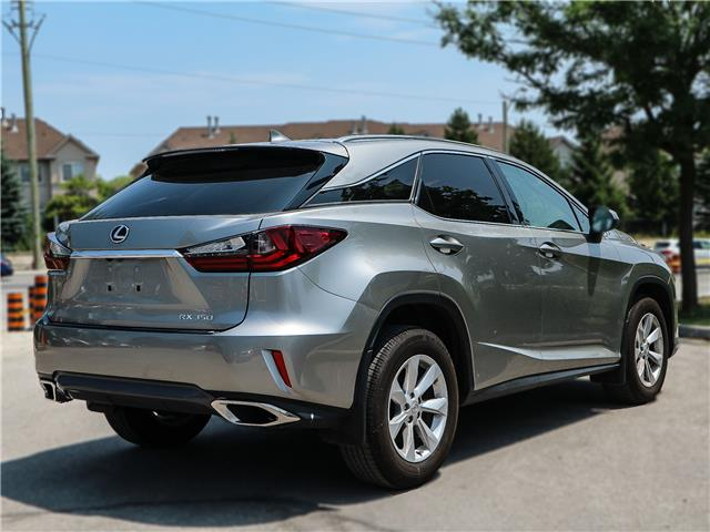 2017 Lexus RX 350 Base (Stk: 12212G) in Richmond Hill - Image 4 of 21