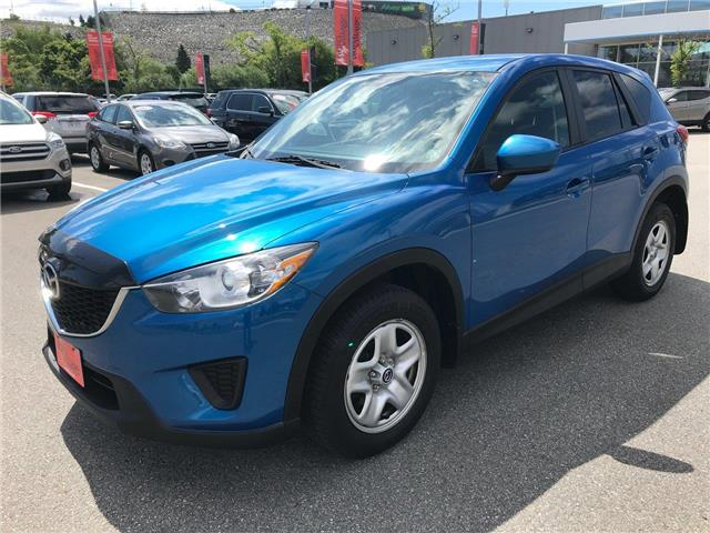 2014 Mazda CX-5 GX (Stk: T624850B) in Saint John - Image 1 of 25