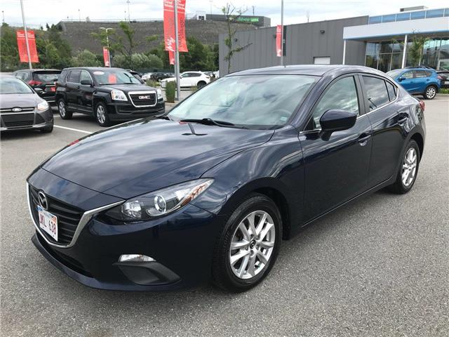 2016 Mazda Mazda3 GS (Stk: P250485) in Saint John - Image 1 of 31