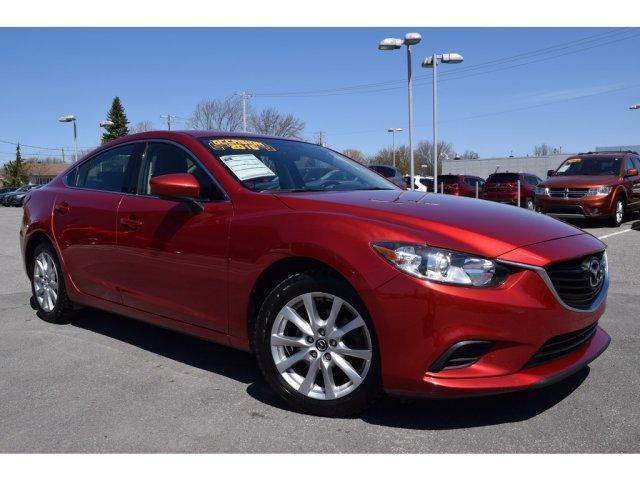 2016 Mazda MAZDA6 GS (Stk: A-2317) in Châteauguay - Image 9 of 30