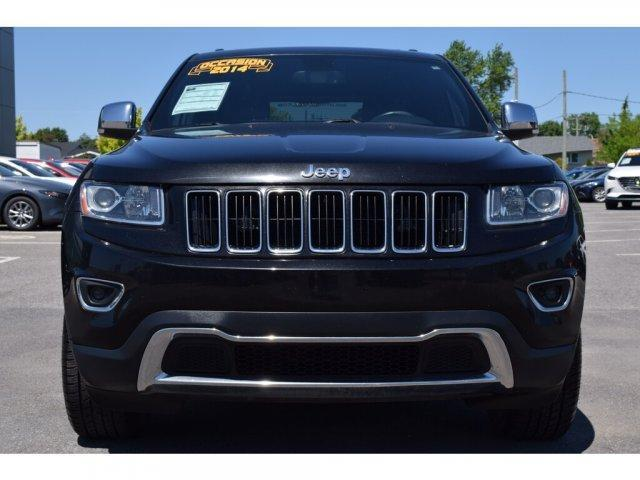 2014 Jeep Grand Cherokee Limited (Stk: 19246A) in Châteauguay - Image 11 of 29