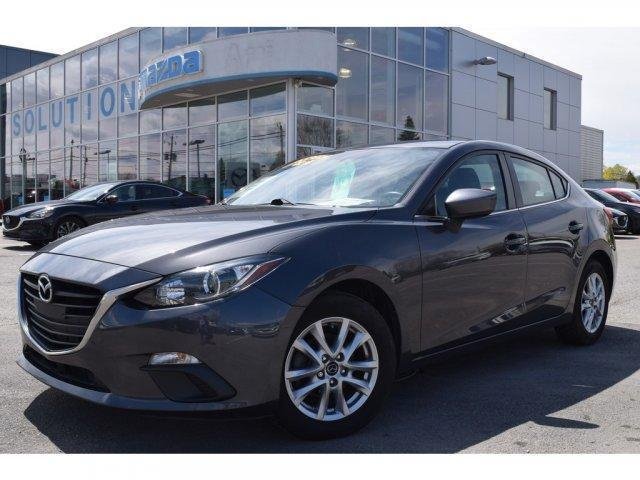2015 Mazda Mazda3 GS (Stk: A-2325) in Châteauguay - Image 1 of 29
