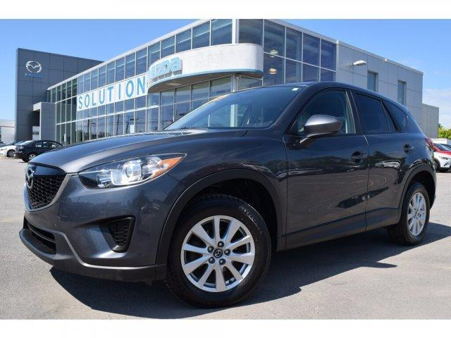 2014 Mazda CX-5 GX (Stk: A-2357) in Châteauguay - Image 1 of 28