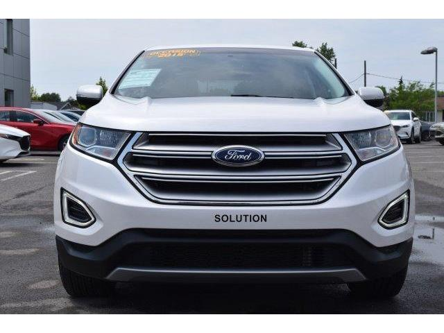 2015 Ford Edge SEL (Stk: 19203A) in Châteauguay - Image 10 of 28