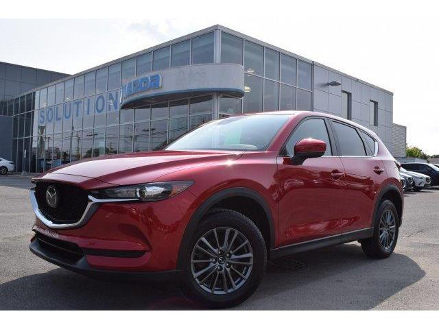 2017 Mazda CX-5 GS (Stk: A-2366) in Châteauguay - Image 1 of 30