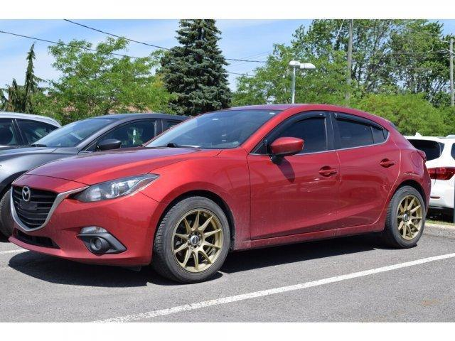 2014 Mazda Mazda3 Sport GS-SKY (Stk: 19280A) in Châteauguay - Image 1 of 4