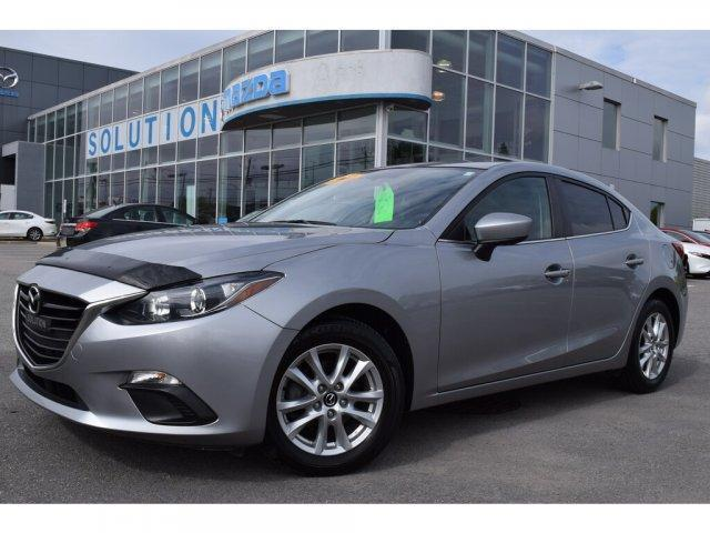 2016 Mazda Mazda3 GS (Stk: A-2347) in Châteauguay - Image 1 of 30