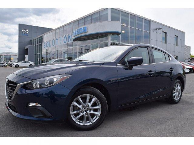 2016 Mazda Mazda3 GS (Stk: A-2349) in Châteauguay - Image 1 of 29