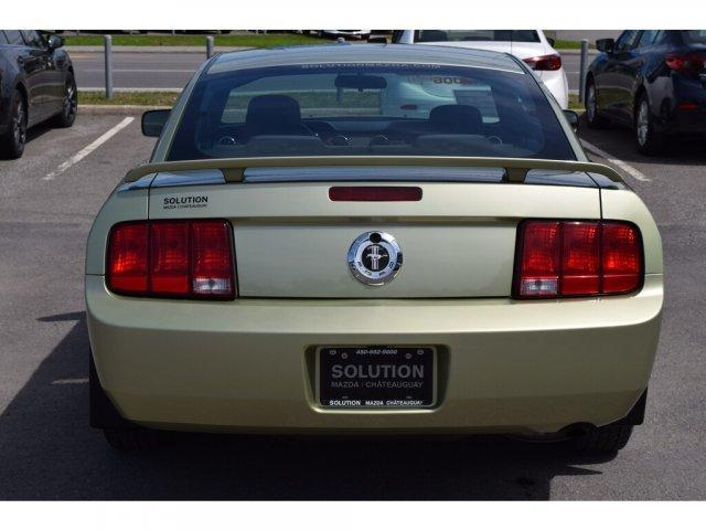 2006 Ford Mustang V6 (Stk: A-2342) in Châteauguay - Image 4 of 24