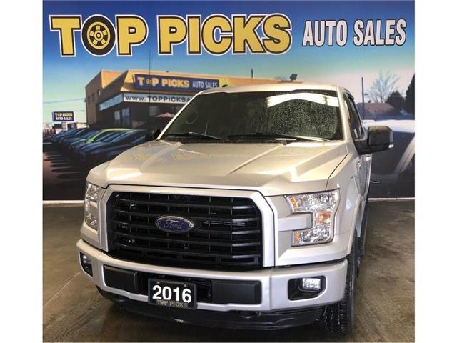 2016 Ford F-150 XLT (Stk: a91044) in NORTH BAY - Image 1 of 30