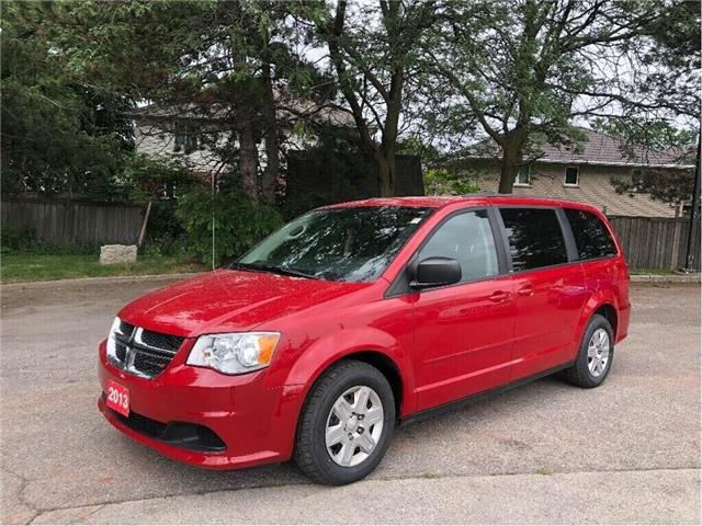 2013 Dodge Grand Caravan SE| 3rd Row| Stow N Go| PWR Options (Stk: 5357A) in Stoney Creek - Image 2 of 17