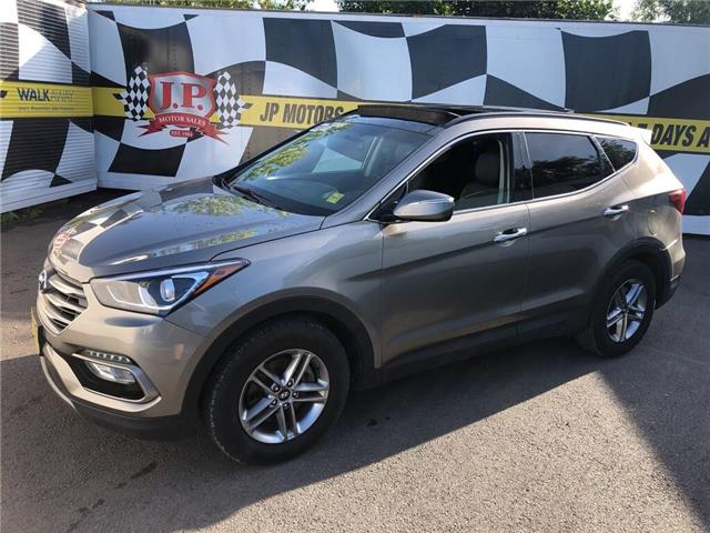 2018 Hyundai Santa Fe Sport SE (Stk: 47393r) in Burlington - Image 4 of 25