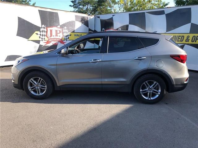 2018 Hyundai Santa Fe Sport SE (Stk: 47393r) in Burlington - Image 5 of 25