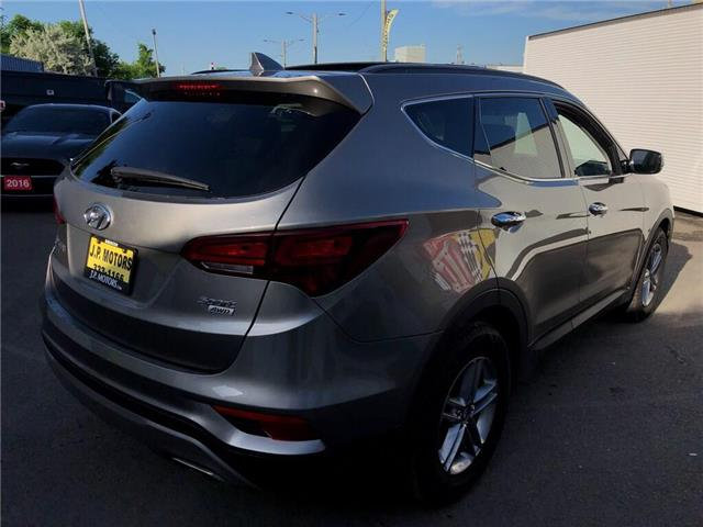 2018 Hyundai Santa Fe Sport SE (Stk: 47393r) in Burlington - Image 8 of 25