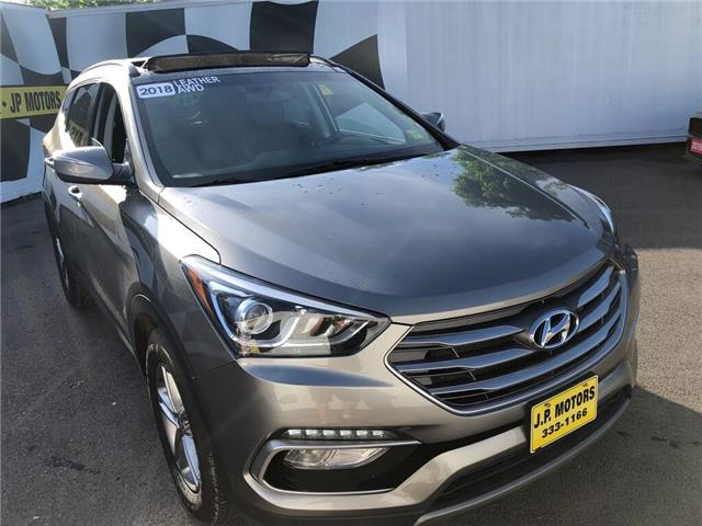 2018 Hyundai Santa Fe Sport SE (Stk: 47393r) in Burlington - Image 9 of 25