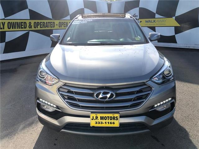 2018 Hyundai Santa Fe Sport SE (Stk: 47393r) in Burlington - Image 10 of 25