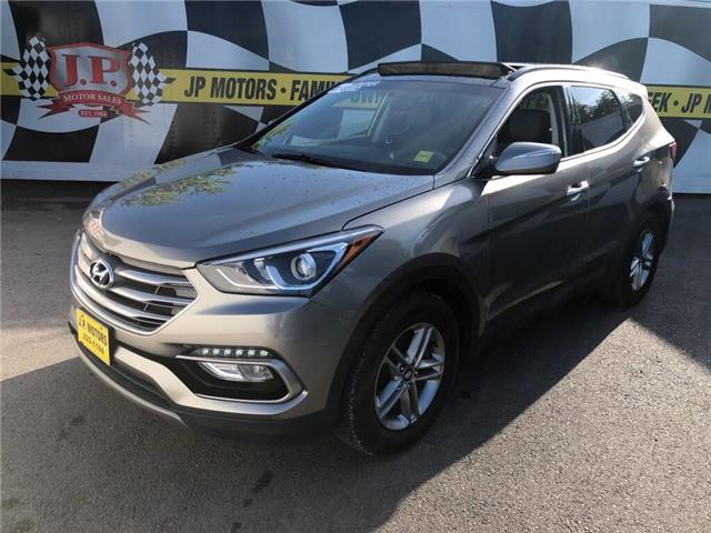 2018 Hyundai Santa Fe Sport SE (Stk: 47393r) in Burlington - Image 11 of 25