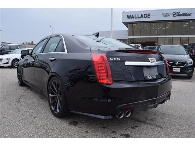 2019 Cadillac CTS-V DEMO/640HP/SUNROOF/BREMBOS/HTD LTHR STS&WHL/19s (Stk: 100358D) in Milton - Image 3 of 30