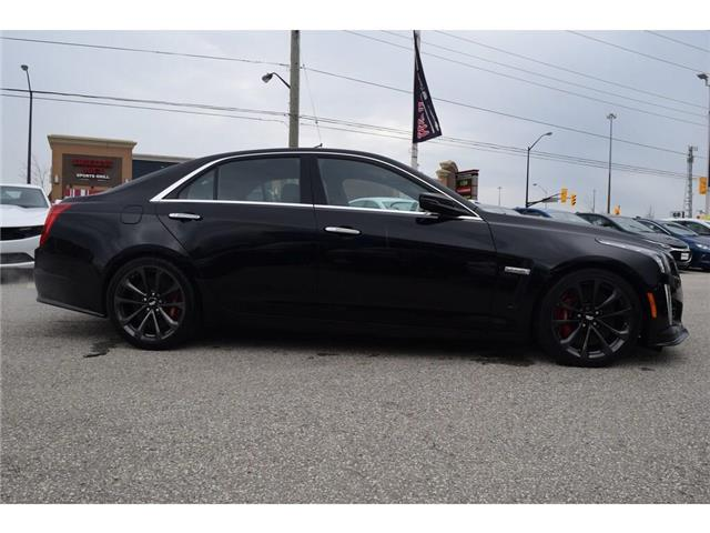 2019 Cadillac CTS-V DEMO/640HP/SUNROOF/BREMBOS/HTD LTHR STS&WHL/19s (Stk: 100358D) in Milton - Image 6 of 30