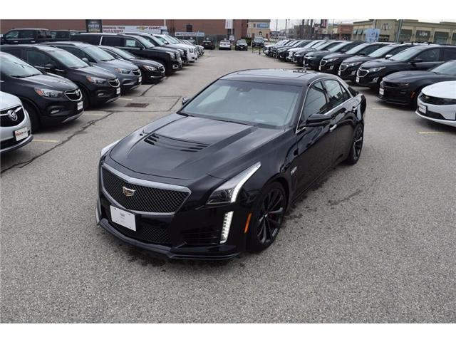 2019 Cadillac CTS-V DEMO/640HP/SUNROOF/BREMBOS/HTD LTHR STS&WHL/19s (Stk: 100358D) in Milton - Image 9 of 30