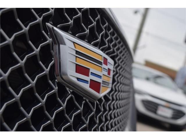 2019 Cadillac CTS-V DEMO/640HP/SUNROOF/BREMBOS/HTD LTHR STS&WHL/19s (Stk: 100358D) in Milton - Image 10 of 30