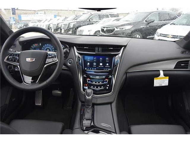 2019 Cadillac CTS-V DEMO/640HP/SUNROOF/BREMBOS/HTD LTHR STS&WHL/19s (Stk: 100358D) in Milton - Image 17 of 30