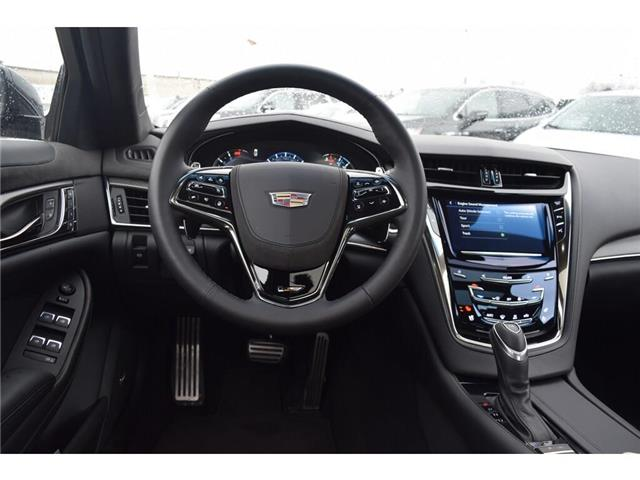 2019 Cadillac CTS-V DEMO/640HP/SUNROOF/BREMBOS/HTD LTHR STS&WHL/19s (Stk: 100358D) in Milton - Image 19 of 30