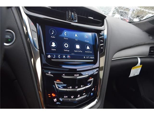 2019 Cadillac CTS-V DEMO/640HP/SUNROOF/BREMBOS/HTD LTHR STS&WHL/19s (Stk: 100358D) in Milton - Image 21 of 30