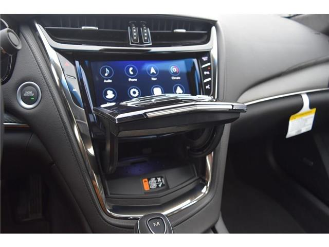 2019 Cadillac CTS-V DEMO/640HP/SUNROOF/BREMBOS/HTD LTHR STS&WHL/19s (Stk: 100358D) in Milton - Image 24 of 30