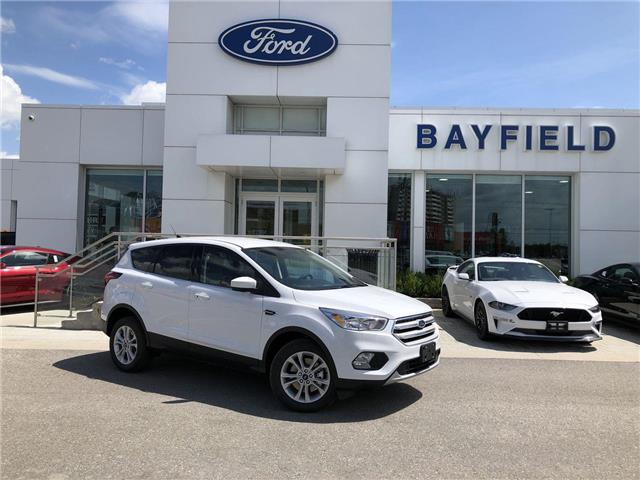 2019 Ford Escape SE (Stk: ES19821) in Barrie - Image 1 of 25