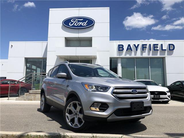 2018 Ford Escape Titanium (Stk: ES181695) in Barrie - Image 1 of 30