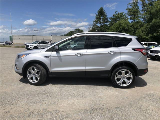 2018 Ford Escape Titanium (Stk: ES181695) in Barrie - Image 3 of 30